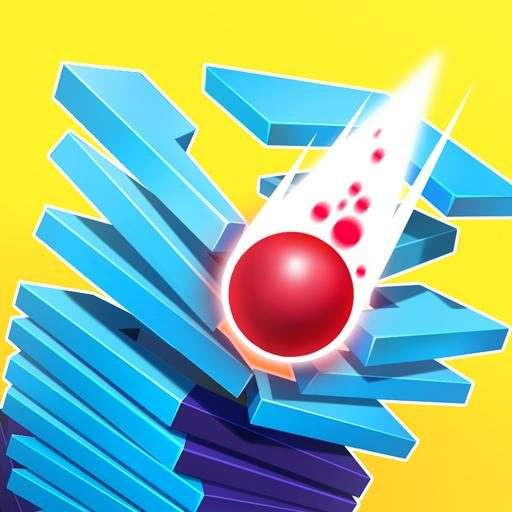 Stack Ball – Blast through platforms