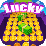 Lucky Pusher – Win Big Rewards